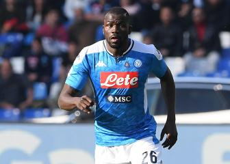 Man Utd and Man City battling for Koulibaly and Skriniar