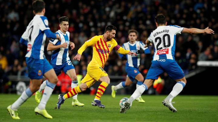 Barcelona vs Espanyol: how and where to watch: times, TV, online