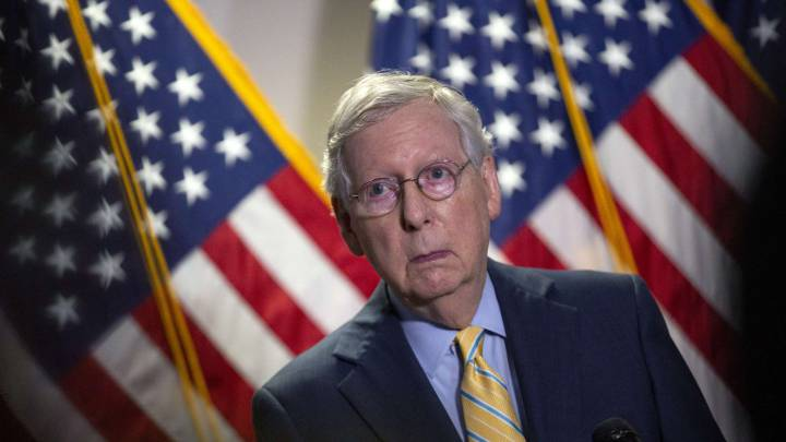 Second stimulus check: McConnell confirms there will be checks for low-income Americans