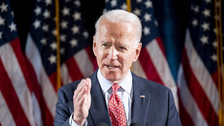When will Joe Biden begin 2020 US presidential election rallies?