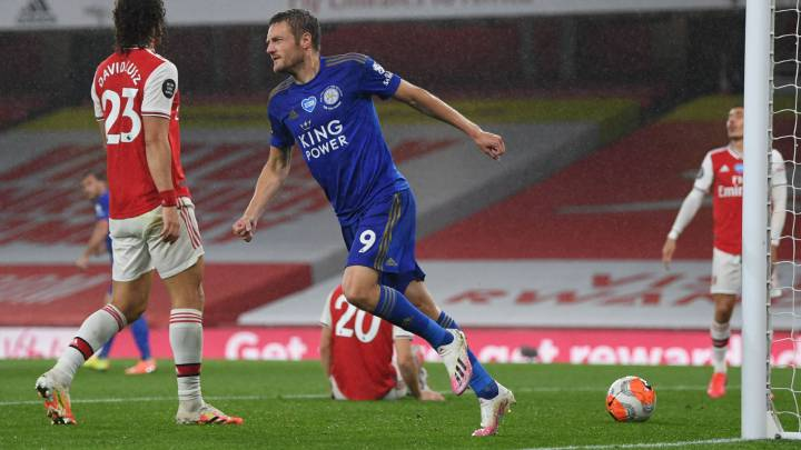 Leicester City player ratings vs Arsenal