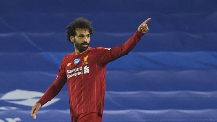 Mohamed Salah reaches another Liverpool milestone