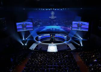 Champions League quarter final draw: how and where to watch