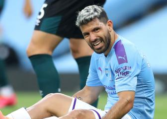 Manchester City: Agüero to miss return leg against Real Madrid
