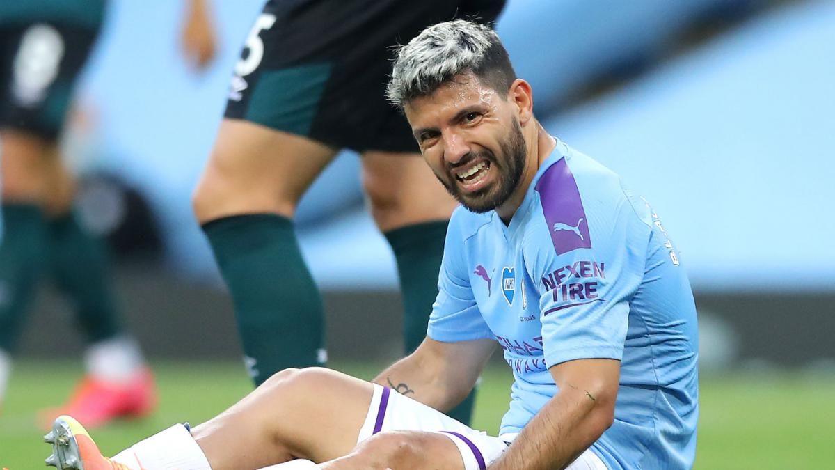 BREAKING NEWS: Aguero out of Manchester City clash with Real Madrid