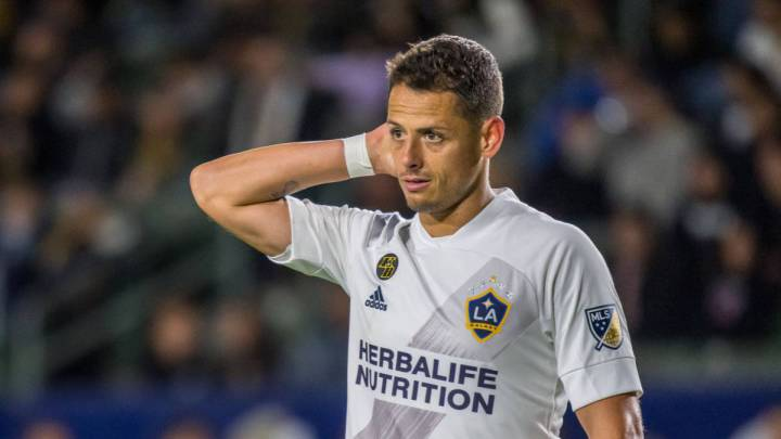 "Chicharito: ""If I didn't feel safe I wouldn't have come to Orlando"""