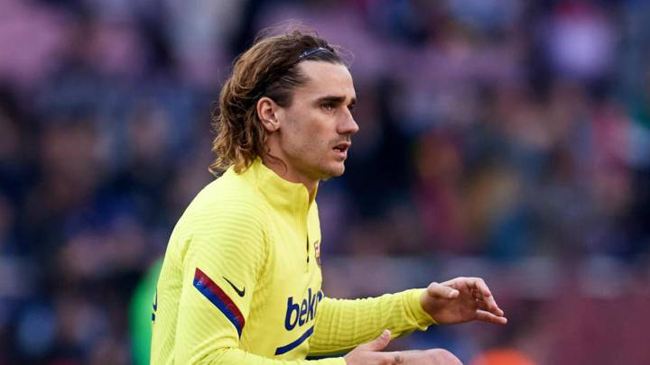Barcelona: Antoine Griezmann sidelined with thigh injury
