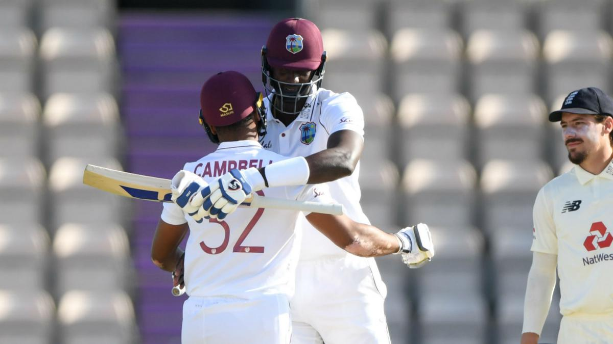 Holder lauds Gabriel and Blackwood after Windies take series lead