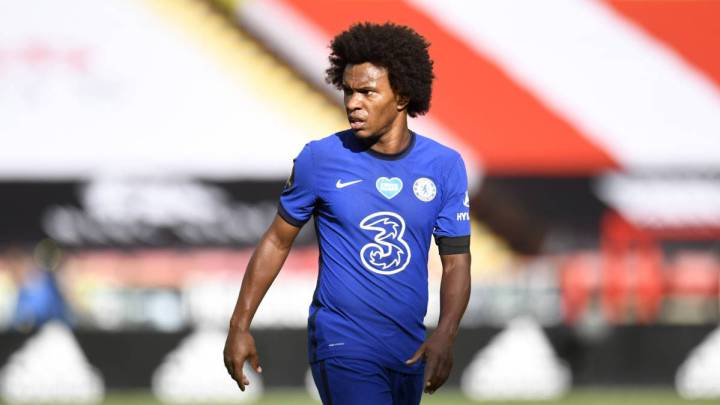 Willian declined an offer to play in the MLS with Inter Miami