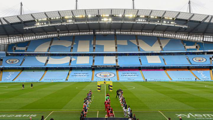 CAS rule in favour of Man City with UEFA ban overturned