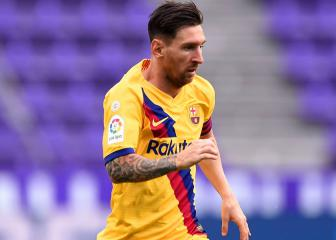 Messi will renew contract, insists Barça chief Bartomeu