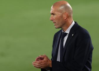 Zidane avoids LaLiga title talk as Madrid move closer to glory