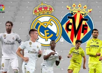 Real Madrid vs Villarreal: how and where to watch