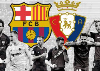 Barcelona vs Osasuna: how and where to watch