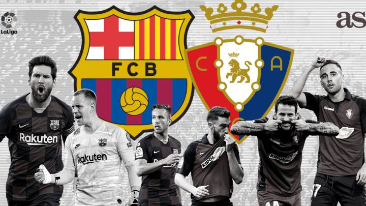 Barcelona vs Osasuna: how and where to watch - times, TV, online - AS.com