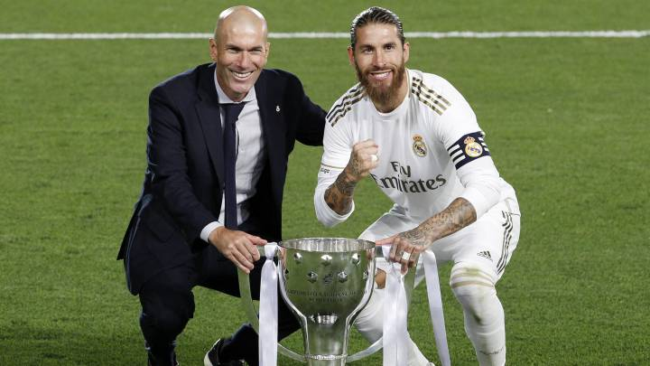 "Ramos: ""I'm ecstatic, I'll stay here for as long as the president wants"""