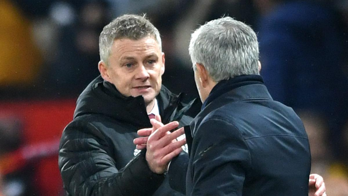 Mourinho says Man Utd have struck 'lucky' on march to Europe