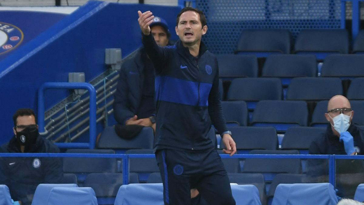 Lampard not ruling out Chelsea spending spree amid Havertz and Oblak links