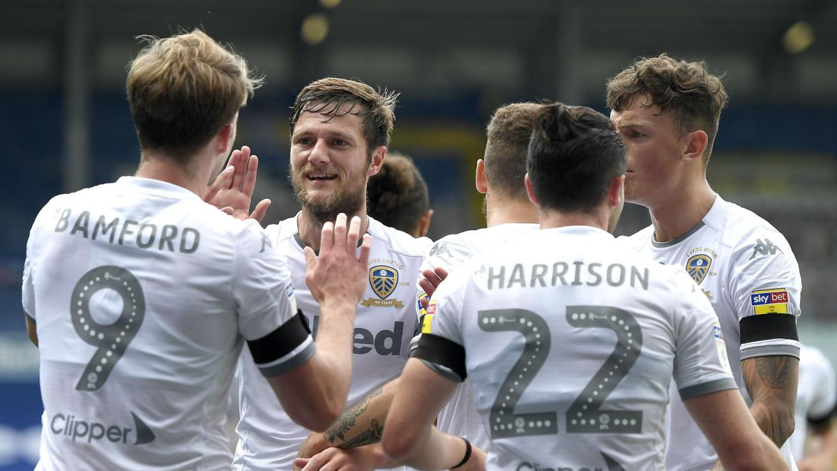 Leeds promoted to Premier League after West Brom loss