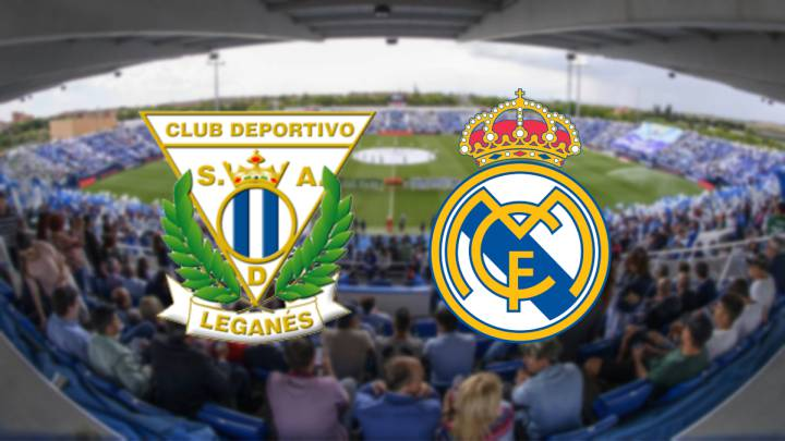 Leganés vs Real Madrid: how and where to watch - times, TV, online