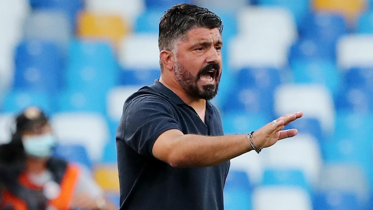 Coronavirus: Gattuso concerned as cases soar in Barcelona ahead of Champions League clash