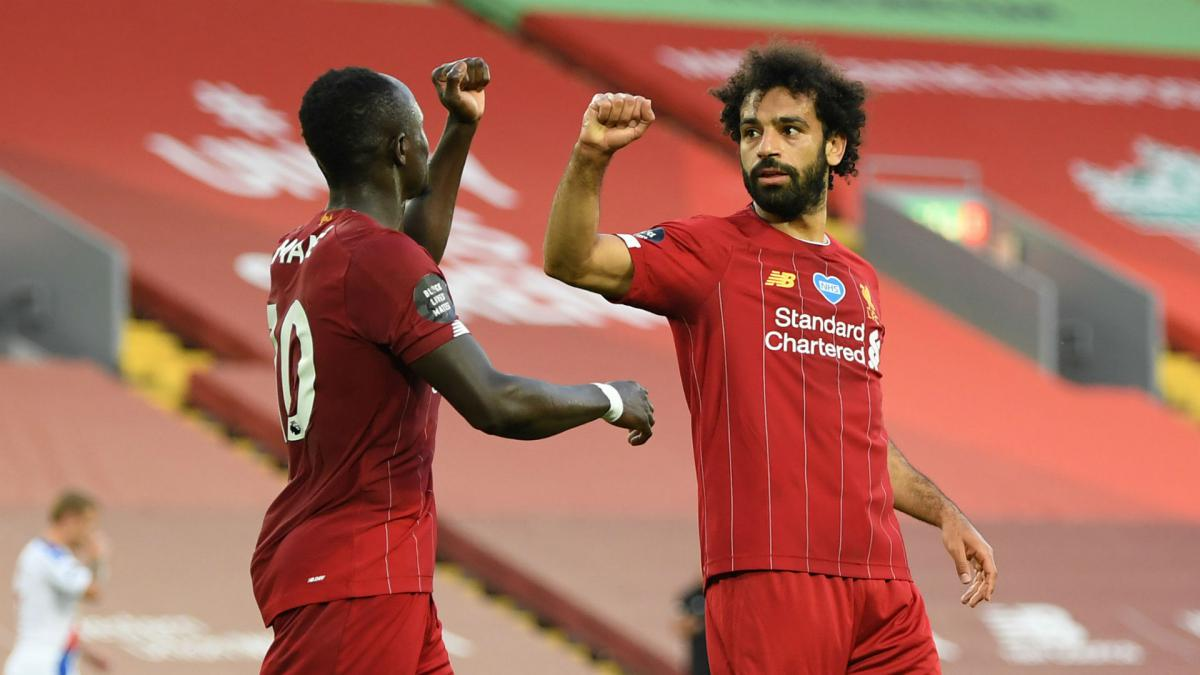 Anelka advises Liverpool pair Salah and Mane to avoid Real Madrid move