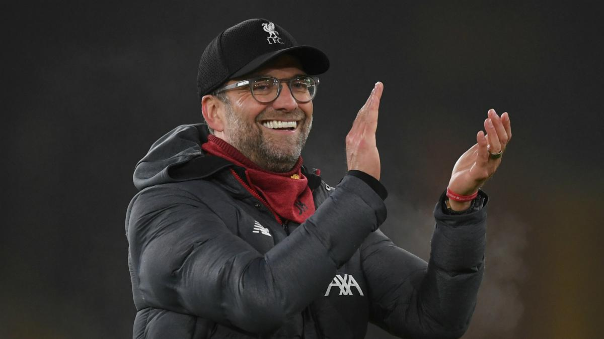 I won't copy Kenny and make Reds cameo – Klopp happy to stay on Liverpool touchline