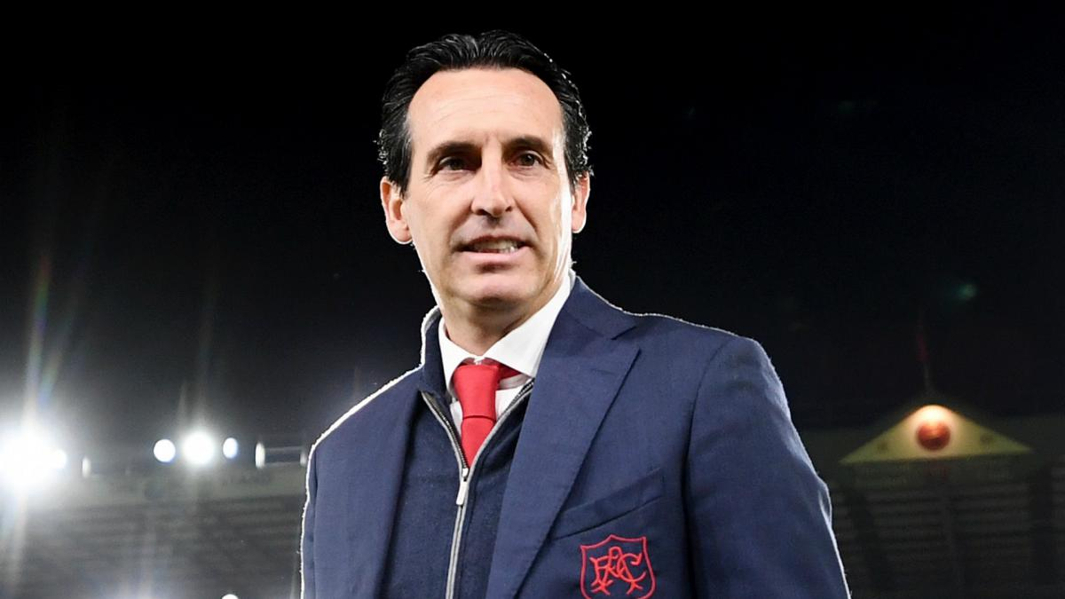 Emery named new Villarreal head coach