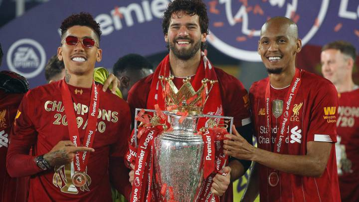 Liverpool's Fabinho burgled during EPL title celebrations