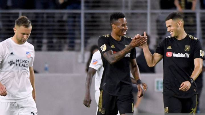 "Mark-Anthony Kaye: ""It is Galaxy's World Cup final when they play LAFC"""