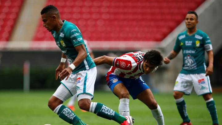 Chivas and Leon goalless in week 1 of 2020 Guardianes tournament