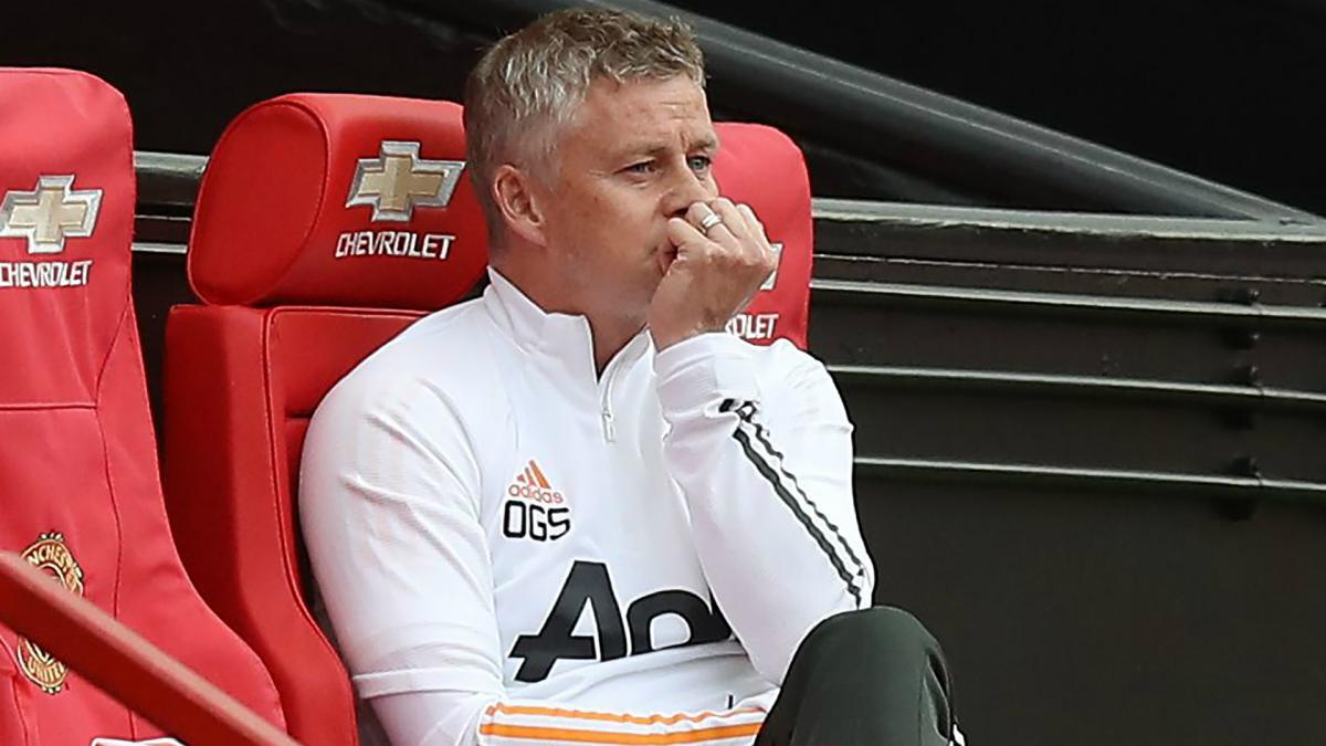 Man Utd boss Solskjaer looking beyond top-four finish