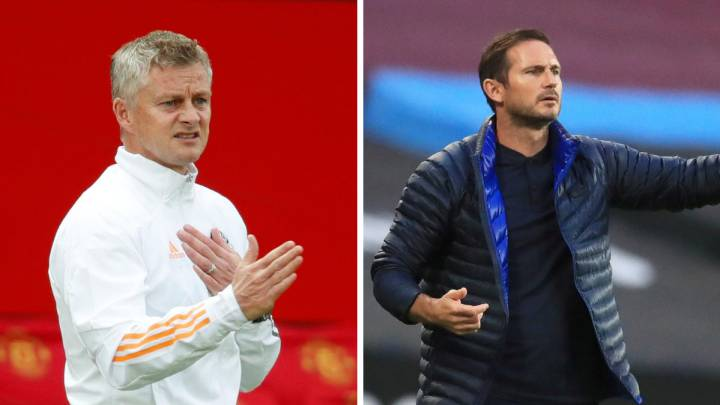 Solskjaer and Lampard rewarded for keeping faith in youth