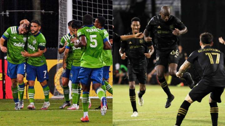 Seattle Sounders to take on LAFC in the MLS is Back tournament