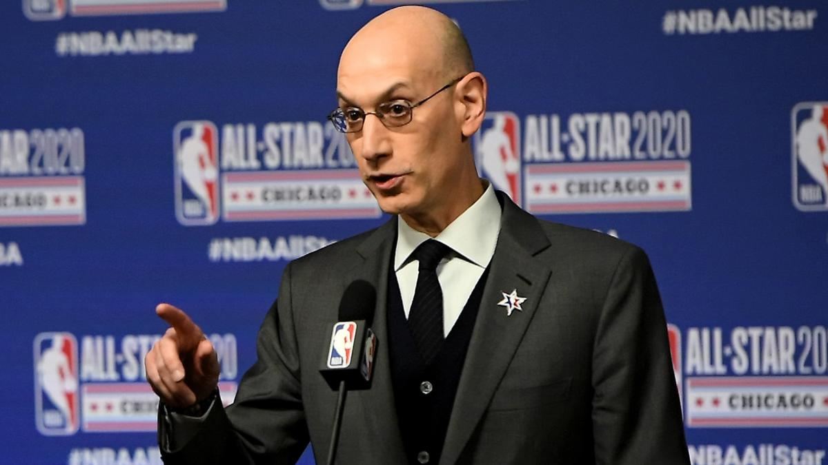 NBA prepared to 'cease completely' in event of mid-season outbreak