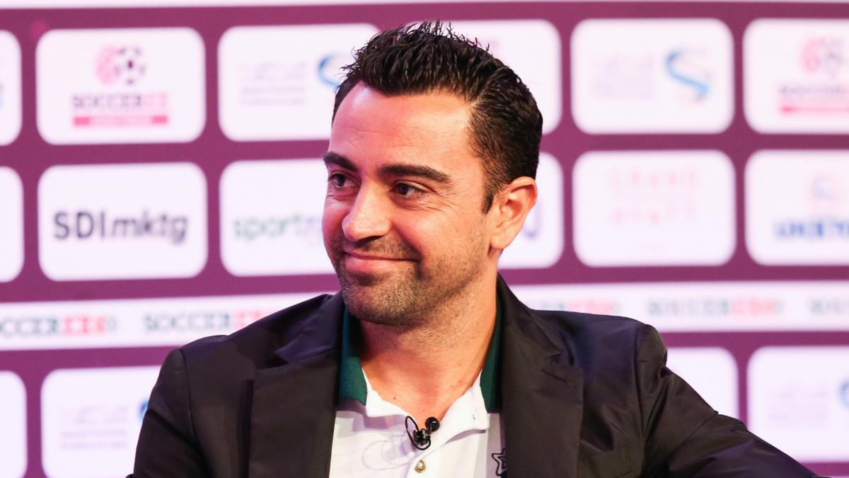 Former Barcelona star Xavi: I've recovered from coronavirus