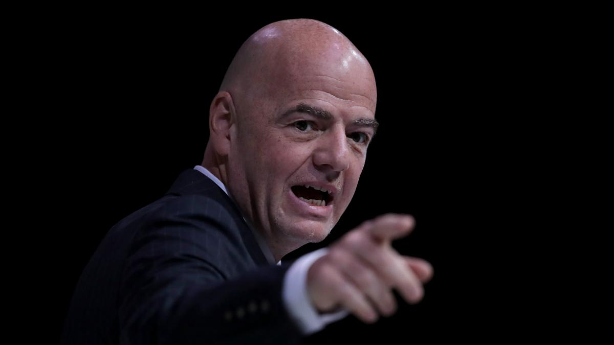 Swiss special prosecutor opens criminal proceedings against FIFA chief Infantino