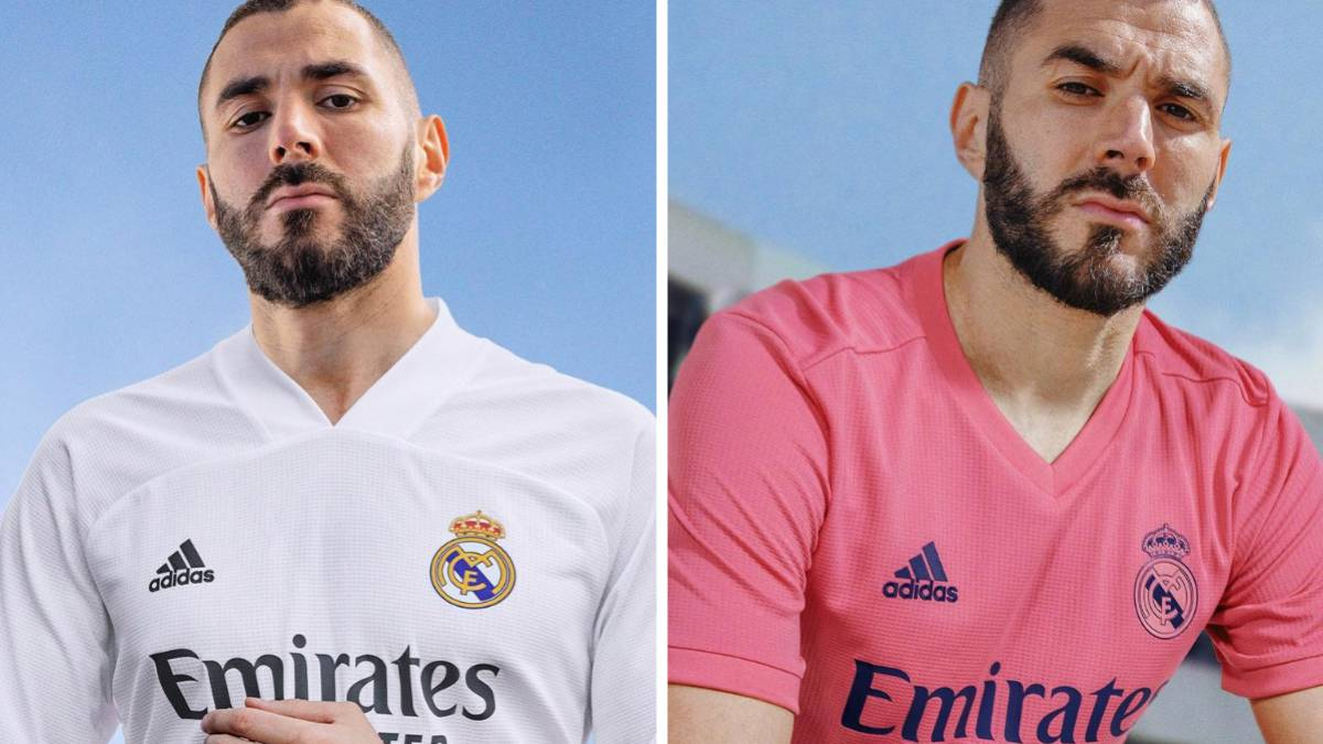 Real Madrid unveil new 2020/21 season home and away kits - AS.com