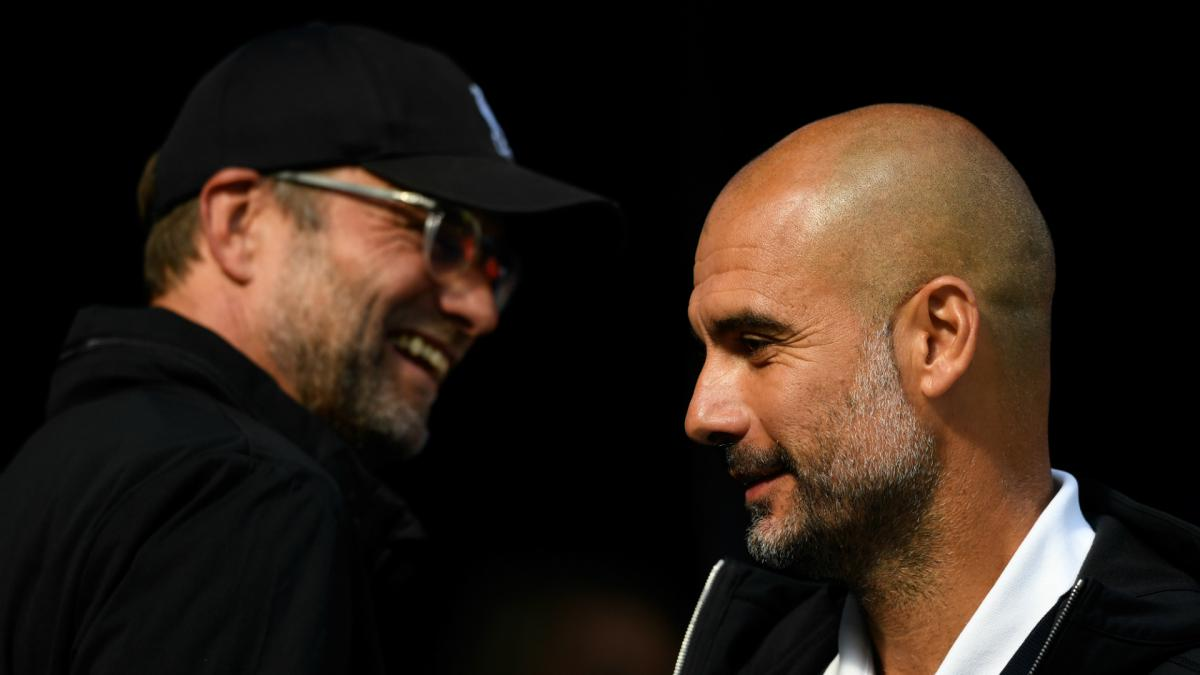 Klopp's Liverpool the greatest challenge faced by Man City boss Guardiola