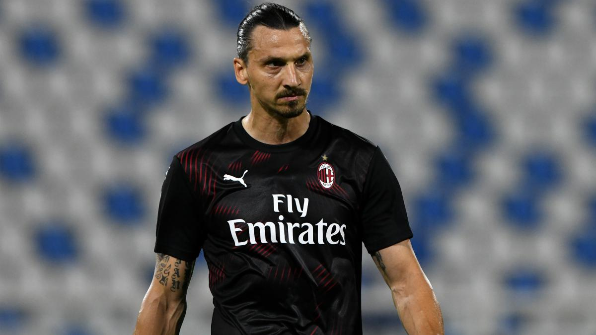 I hope it's not Ibrahimovic's last game for Milan - Pioli
