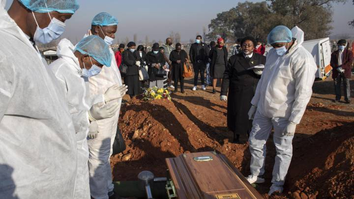 South Africa fatalities rise as Eastern Cape reports highest death toll