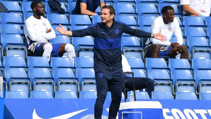 Lampard calls for defensive improvements amid rumours of a clear-out