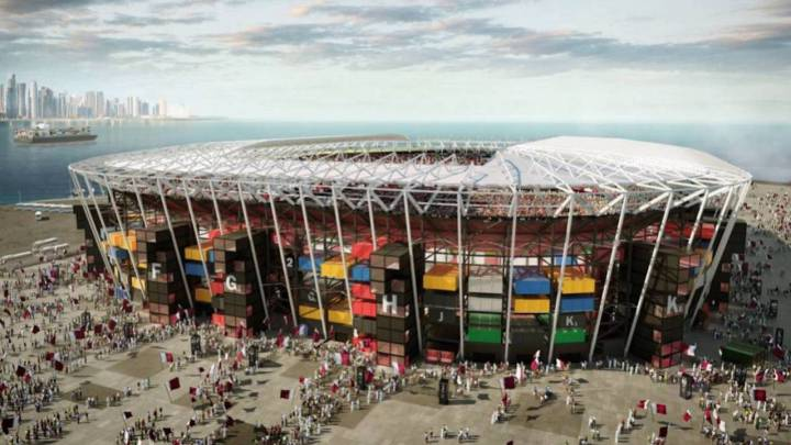Qatar 2022: Ras Abu Aboud to be recycled into 20 to 30 smaller venues