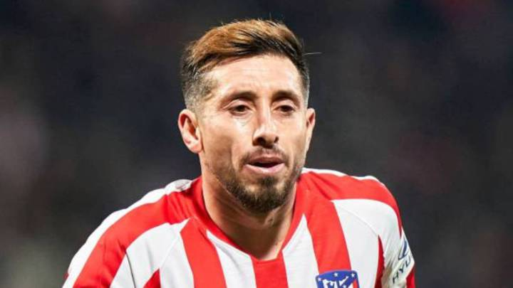 "Héctor Herrera: ""I would eat once a day when I was playing for Tampico"""