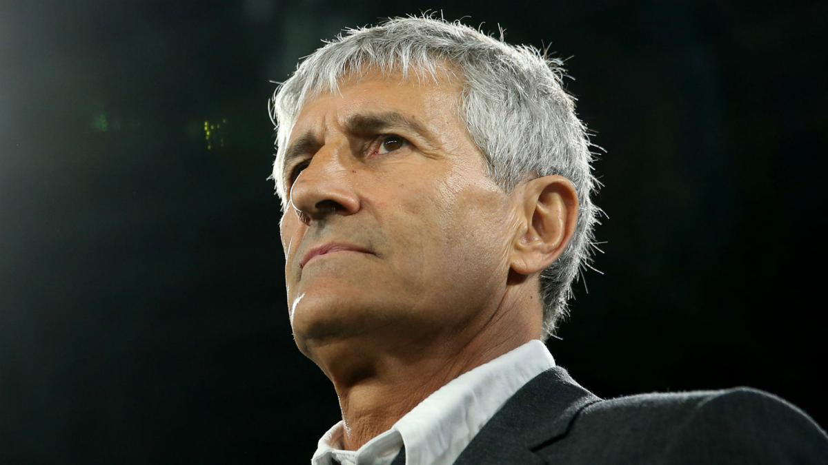 Setien dismisses doubts over Barca future ahead of Napoli showdown