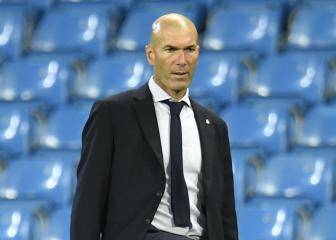 'I am Real Madrid's coach, there's nothing more to say'