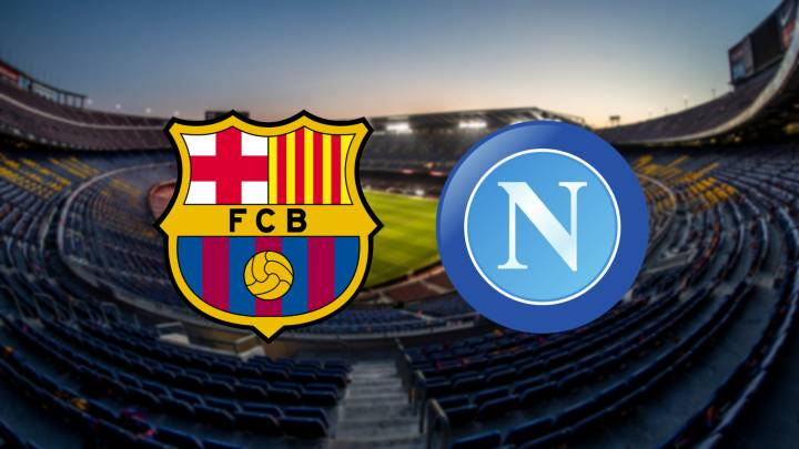 Barcelona vs Napoli: how and where to watch - times, TV...