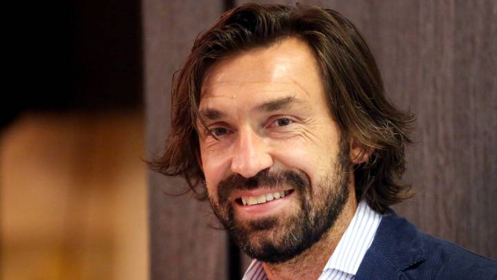 Pirlo Named New Juventus Manager As Com
