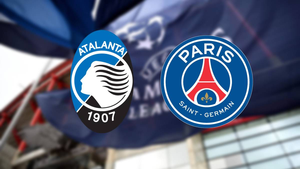 Atalanta vs PSG: how and where to watch - times, TV...