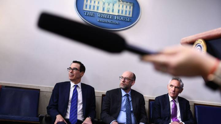 Stimulus check: Mnuchin says an agreement could happen this week